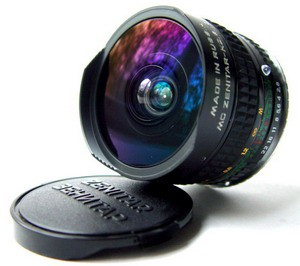 Обзор фишай объектива «Зенитар 16mm f/2.8» и сравнение с «Canon EF 15mm f/2.8 Fisheye»